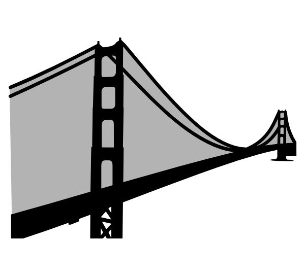 600x544 Golden Gate Bridge Silhouette Images By Heather M's Blog
