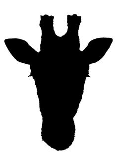 236x307 Giraffe Silhouette Giraffe Silhouette, Giraffe And Silhouettes