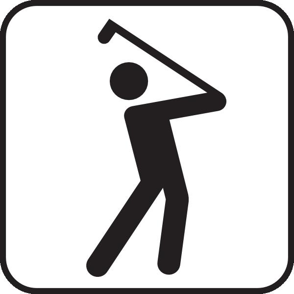 600x600 Golf Club Clip Art Golf Course Clip Art