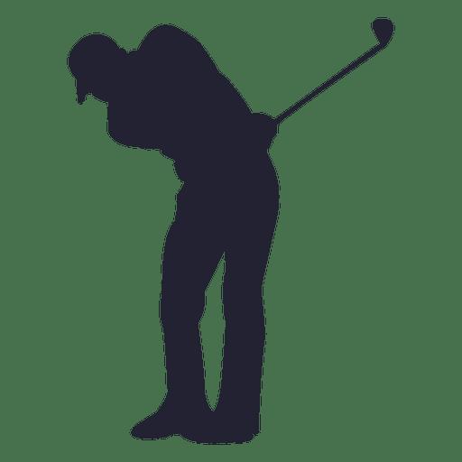 512x512 Golf Clubs Golfer Clip Art