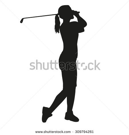 450x470 Golf Course Clipart Golfing Picture