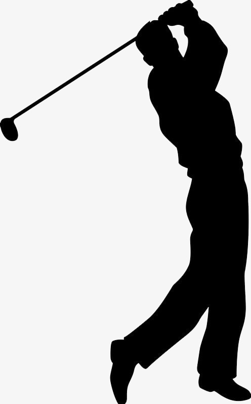 496x797 Golf, Play Golf, Swing Png Image And Clipart For Free Download