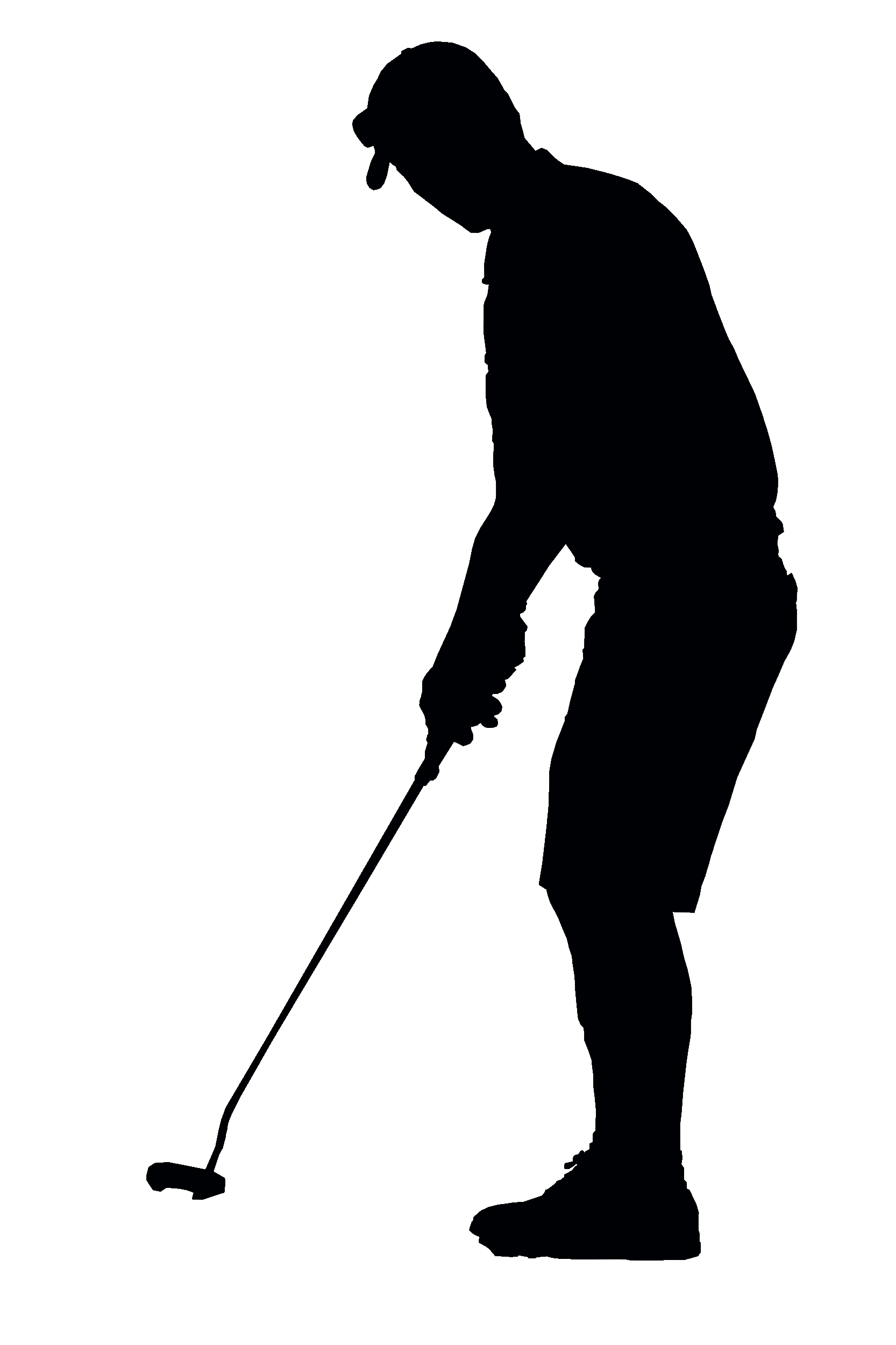 1666x2500 Golf Transparent Png Images