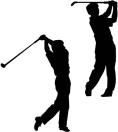 236x264 Women Golf Silhouettes Golf Diva Women Golf, Golf
