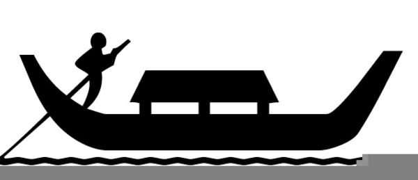 gondola silhouette clip art at getdrawings com free for personal rh getdrawings com clipart gondola venice italian gondola clipart