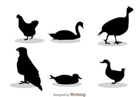 286x200 Swan Free Vector Art