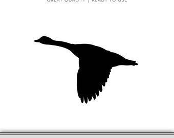 340x270 Goose Svg Etsy