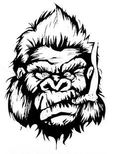 236x310 Graphic Gorilla! Art Amp Design Tatts 7