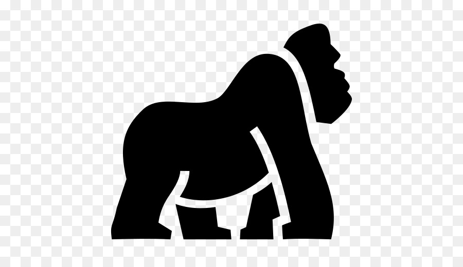 900x520 Gorilla Mustang Pony Mane Clip Art
