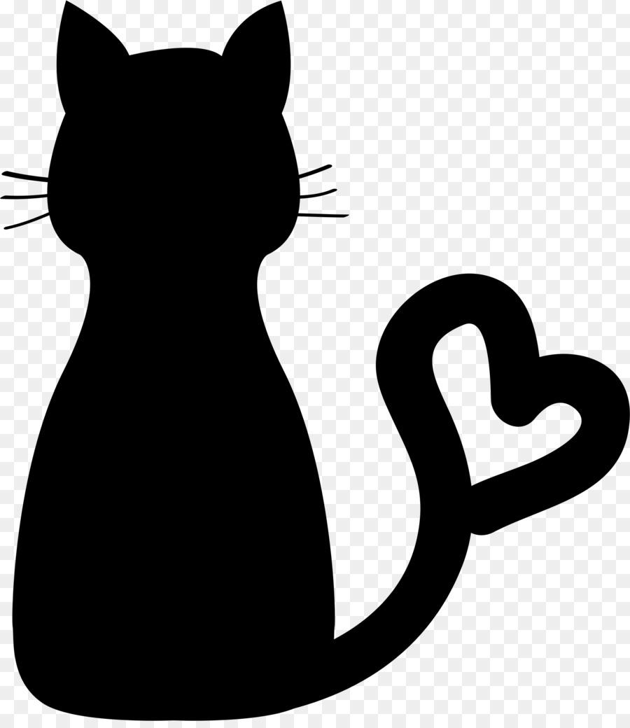 900x1040 Sphynx Cat Kitten Silhouette Drawing Clip Art