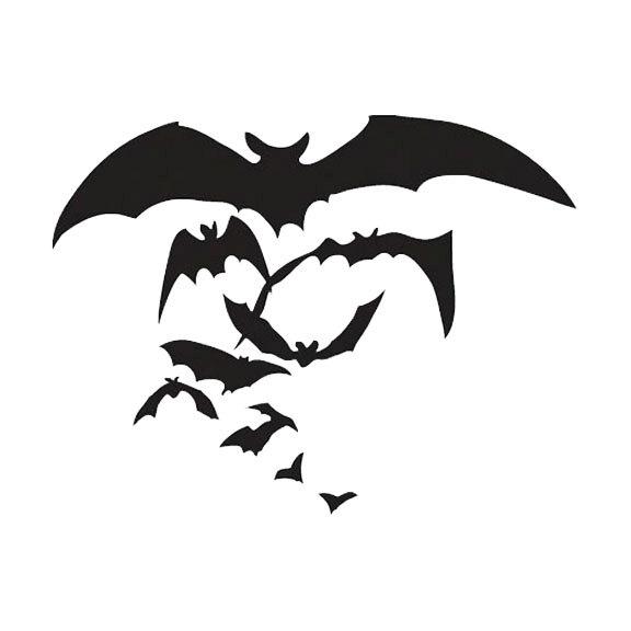 576x576 Gothic Clipart Bat 3574438