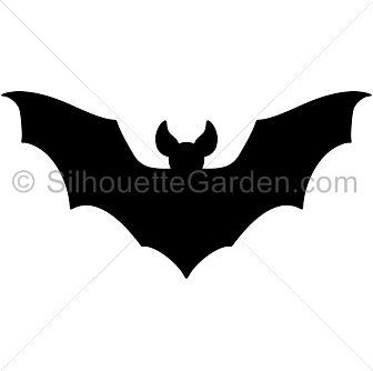 336x334 Bat Clipart Gothic