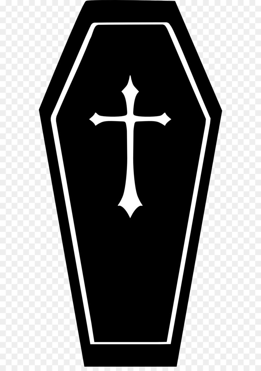 900x1280 Coffin Clip Art