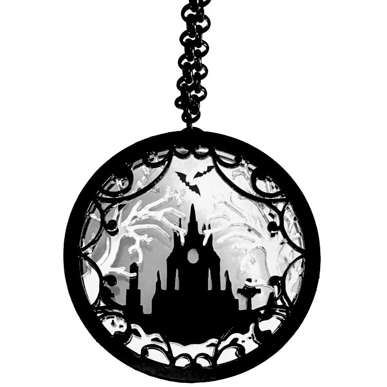 753x753 Curiology Gothic Jewellery, Dearly Departed Necklace Stuff I
