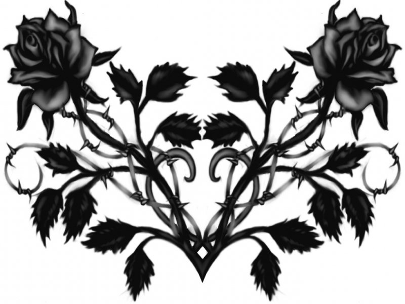 800x600 Flower Clipart Gothic Many Interesting Cliparts