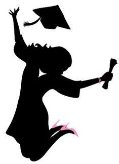 graduate silhouette clip art at getdrawings com free for personal rh getdrawings com