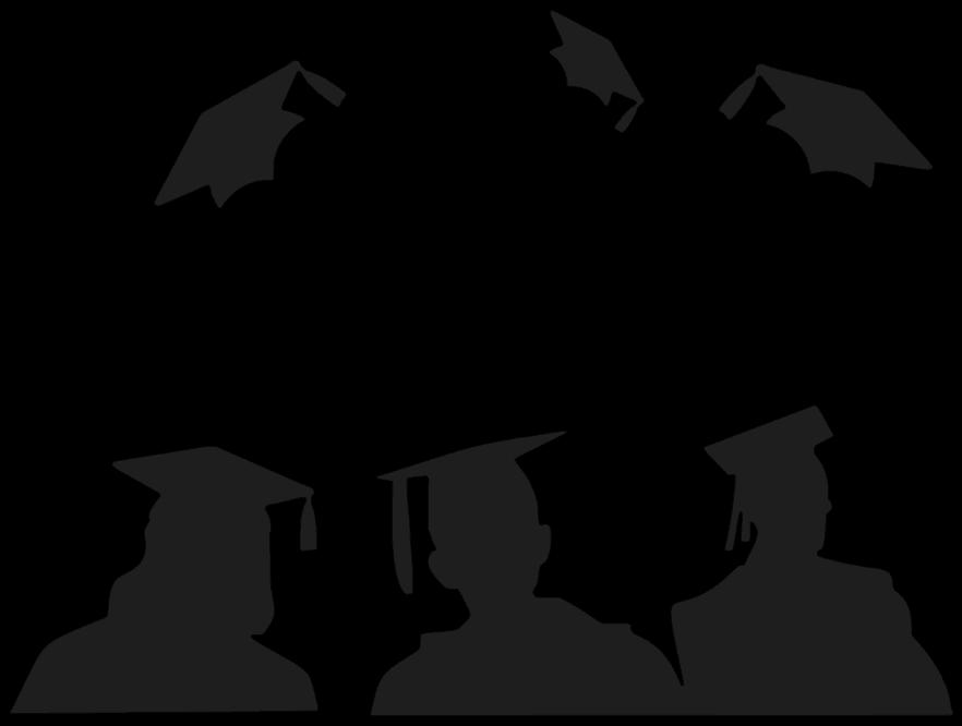 Graduate Silhouette Clip Art at GetDrawings | Free download