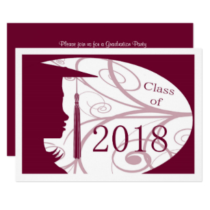 307x307 Graduate Silhouette Gifts On Zazzle