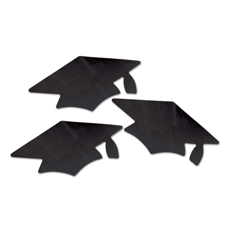 1500x1500 Black Graduation Cap Clipart