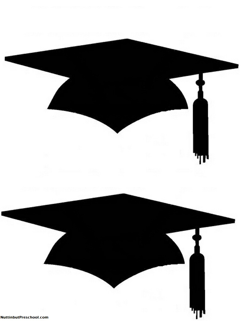 768x1024 Hat Clipart Mortar Board