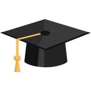 300x300 133712 Graduation Cap Scan N Cut Silhouette