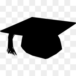 260x260 Bachelor Of Service Graduates Purple Silhouette Vector, Sketch