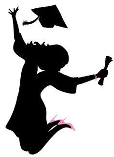 236x324 Graduation Silhouettes Graduation Cap Silhouette Artsy Fartsy
