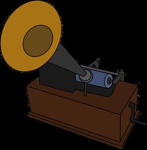 294x300 29 Gramophone Free Clipart Public Domain Vectors
