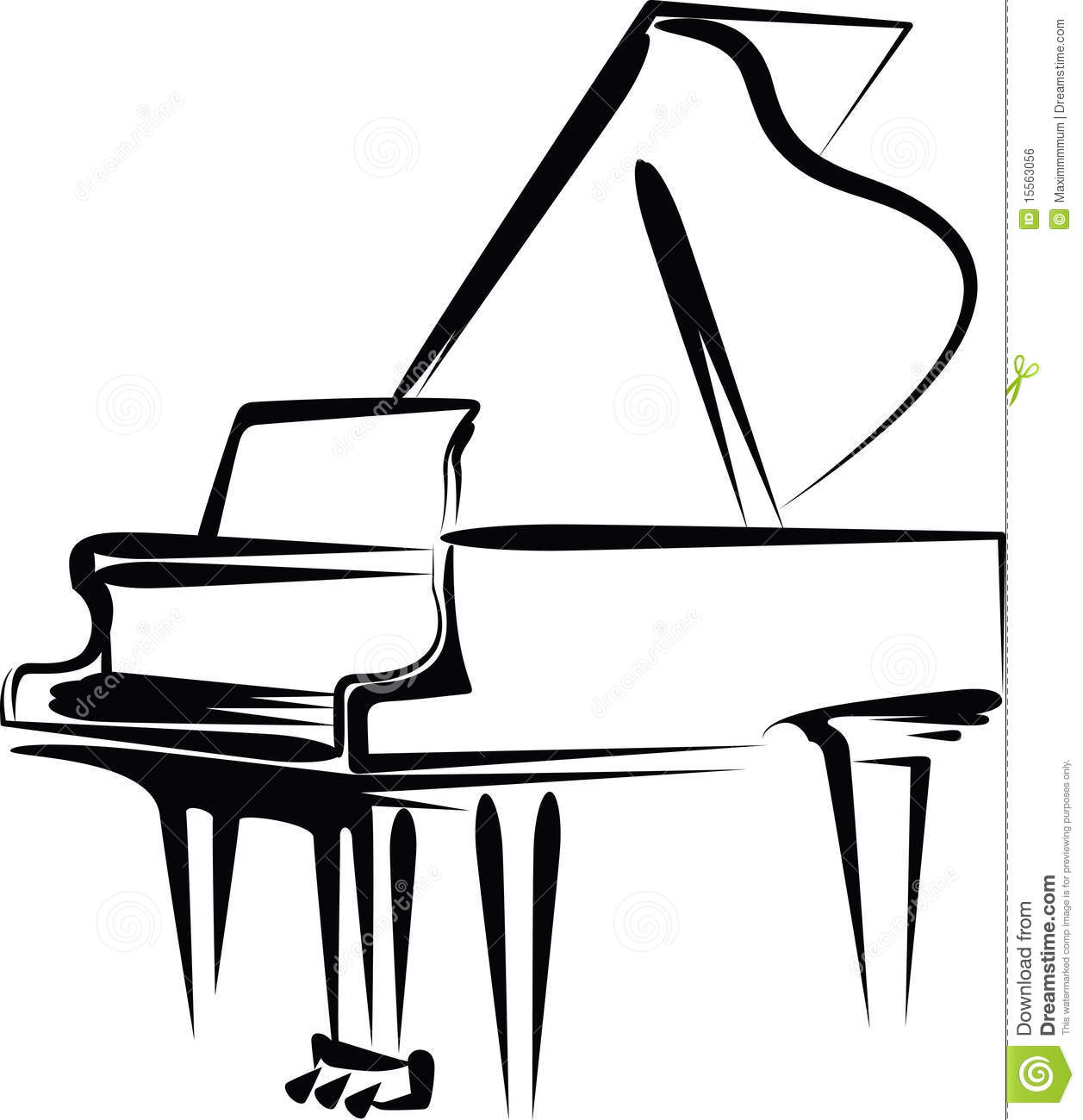 grand piano silhouette at getdrawings com free for personal use rh getdrawings com free clipart piano recital free piano clipart black and white