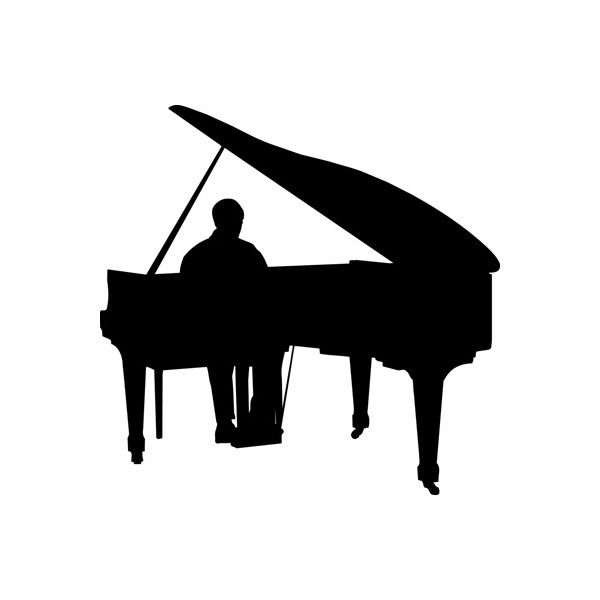 600x600 Company Photos Man Playing Piano Liked On Polyvore Featuring