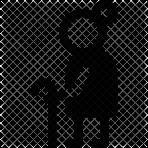 512x512 Grandmother Icon