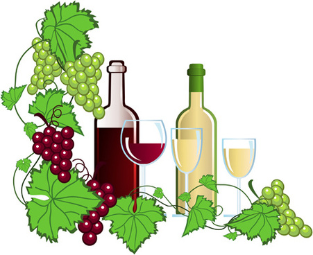 451x368 Vector Grapes Silhouette Wine Free Vector Download (6,354 Free