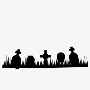 300x300 Floating Silhouette, Sketch, Black, Grass Png And Psd File