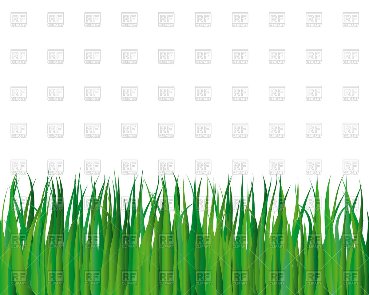 1200x960 Background With Green Grass Royalty Free Vector Clip Art Image
