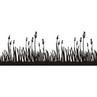 320x320 Black And White Clipart Of Grass