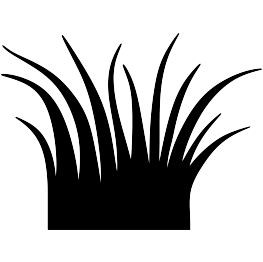 263x262 Free Svg Pdf Png Jpg Eps Grass Silhouette Svg Cut Files