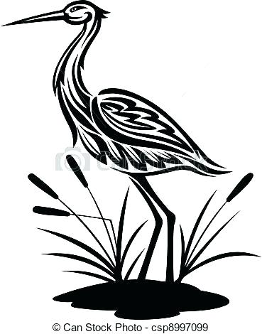369x470 Great Blue Heron Coloring Page Green Heron Tribal Free Pages Green