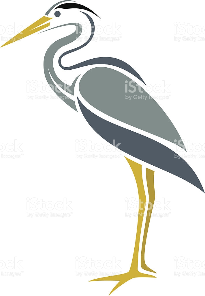 711x1024 Great Blue Heron Clipart Heron Bird
