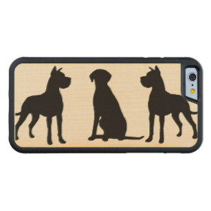 307x307 Great Dane Iphone Cases Amp Covers Zazzle