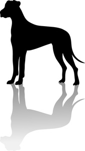 169x300 Free Great Dane Clipart Image 0515 1006 2405 3209 Dog Clipart