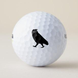 307x307 Owl Golf Balls Zazzle