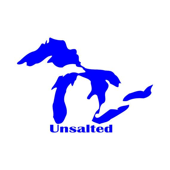 570x570 Michigan Great Lakes Unsalted Decal By Stickitvinylsllc On Etsy