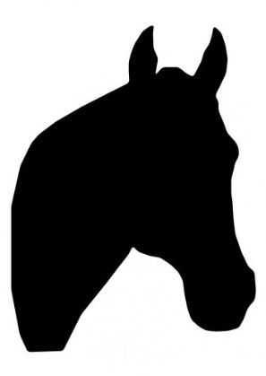297x419 38 Best Horse Patternstemplates Images On Horses