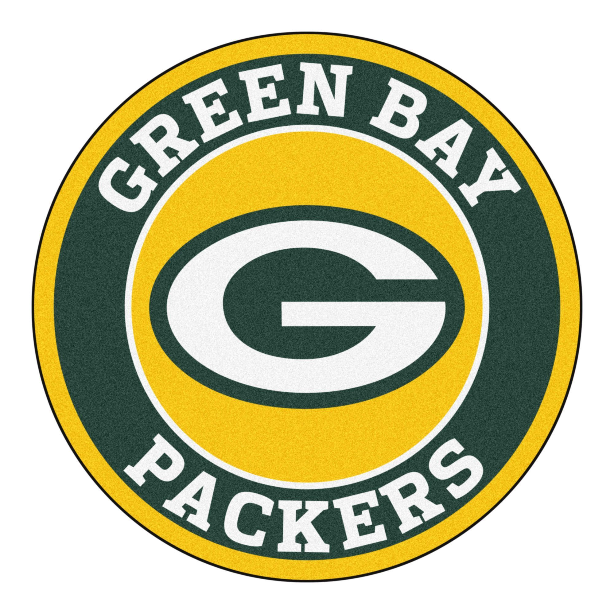 2000x2000 Green Bay Packers Svg File Silhouette Craft Cutter