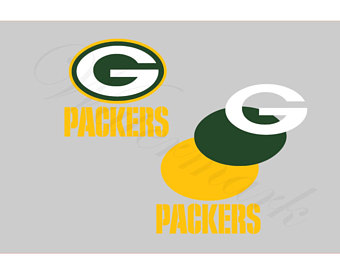 image regarding Green Bay Packers Printable Logo named Inexperienced Bay Packers Silhouette at  No cost for