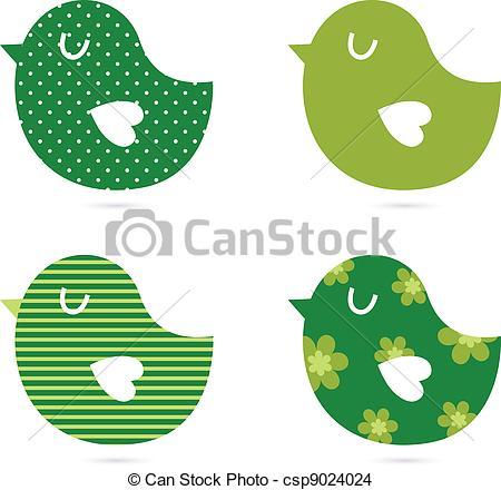 450x440 Green Bird Vector Clipart Royalty Free. 21,822 Green Bird Clip Art