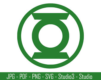 green lantern silhouette at getdrawings com free for personal use rh getdrawings com green lantern free vector