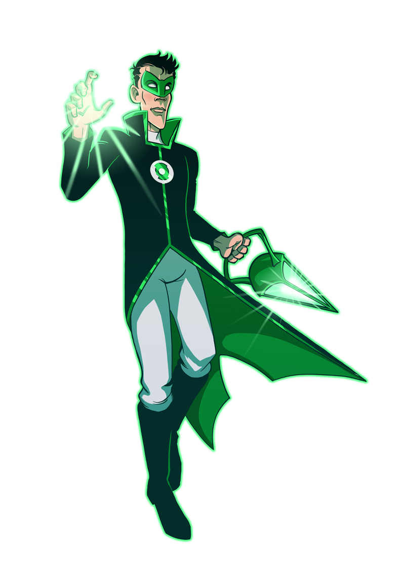 800x1152 Jeremy Vinar Green Lantern For Project Rooftop