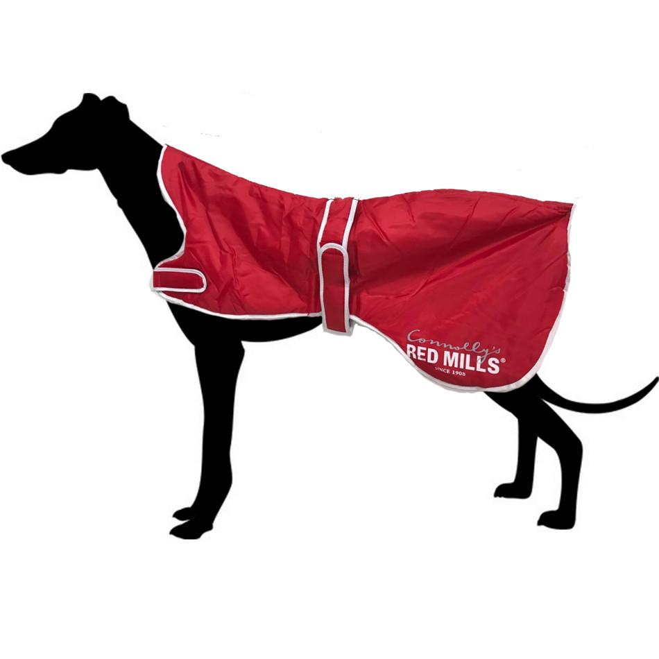 950x950 Red Mills Water Resistant Greyhound Whippet Lurcher Coat