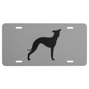 307x307 Greyhound License Plates Zazzle